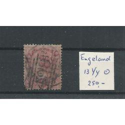 Engeland nr 13yy Queen Victoria 1855 VFU/gebr CV 250 €
