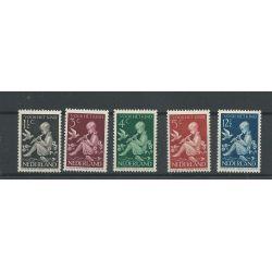 Nederland 313-317 Kind 1938 MNH/postfris CV 48 €