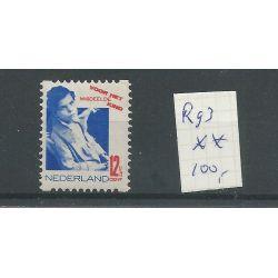 Nederland R93 KIND 1931 MNH/postfris CV 100 €