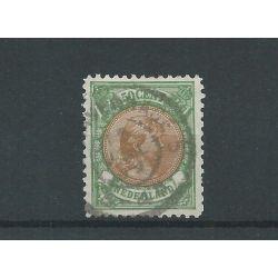 "Nederland 45B met ""GRAVENHAGE-5 1899"" grootrond CV 45 €"