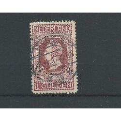 """Nederland 98 met """"ALKMAAR-4 1914"""" VFU/gebr CV 25+ €"""