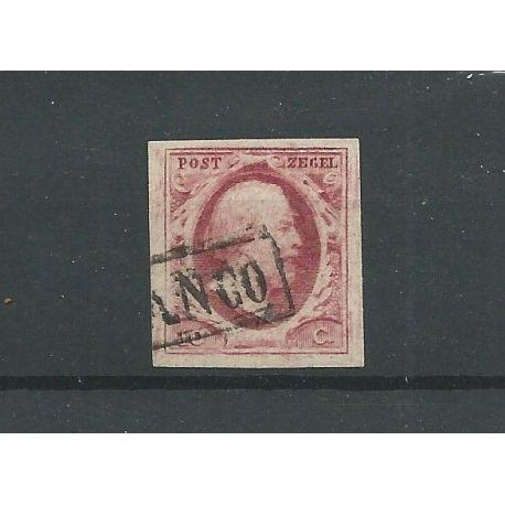 Nederland 2 plt VII-48 VFU/gebr CV 35 €