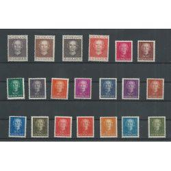 Nederland 518-537 EN FACE MH/ongebr CV 550 €