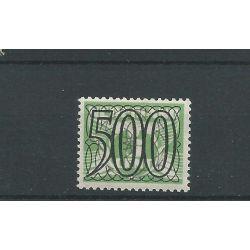 Nederland 373 GUILLOCHE MNH/postfris CV 52 €