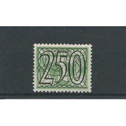 Nederland 372 GUILLOCHE MH/ongebr CV 55 €