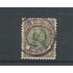 "Nederland 46 ""OSCH 1898"" grootrond VFU/gebr CV 30+ €"