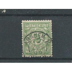 """Nederland PW3 met """"ARNHEM-2 1899"""" grootrond CV 90+ €"""