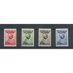 Nederland 279-282 Kind 1935 MNH/postfris CV 135 € Pracht !!