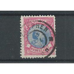 """Nederland 47B """"ZUTPHEN"""" grootrond VFU/gebr CV 175 €"""