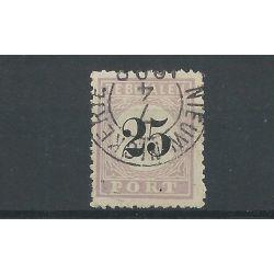 "Suriname P5-III ""NIEUWE NICKERIE"" VFU/gebr CV 26++ €"