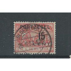 Nederland P40 BLOEMENDAAL lange balk VFU CV 10+ €