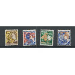 Nederland 248-251 Kind 1932 MNH/postfris CV 126 €