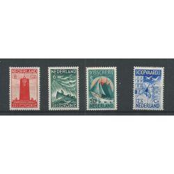 Nederland 257-260 Zeenanszegels MNH/postfris CV 152 €