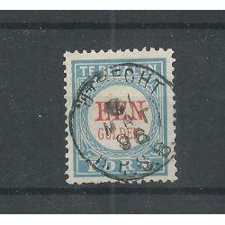 """Nederland P12D-III met """"UTRECHT R.P.S.B. 1898"""" VFU/gebr CV 45+ €"""