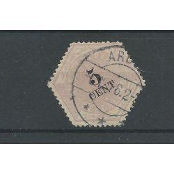 """Nederland TG3 met een """"ARCEN 1916"""" langebalk VFU/gebr CV 50+ €"""