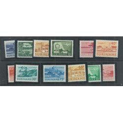 Suriname LP35-46 Luchtpost 1965 MNH/postfris CV 4,5 €