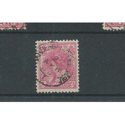 "Kleinrond ""HARDENBERG-DEDEMSV. 1900"" op 60 VFU/gebr"