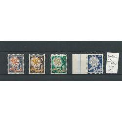 Nederland 261-264 KIND 1933 MNH/postfris CV 120 €