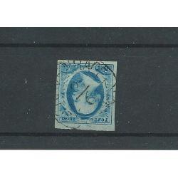 """Nederland 1 """"s'GRAVENHAGE-C 1857"""" Luxe gebr CV 85+ €"""
