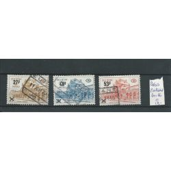 Belgie Postpakket 6 VFU/gebr CV 30 €