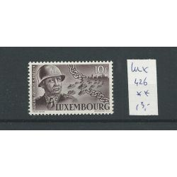 Luxemburg 426 George S. Patton MNH/postfris CV 13 €