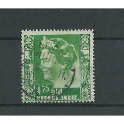 Ned. Indie 209 Wilhelmina 1.75 Gld VFU/gebr CV 16,5 €