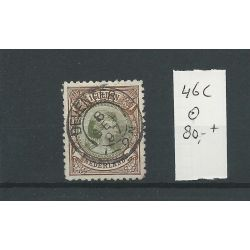 """Nederland """"Deventer 1897"""" kleinrond op 46C"""