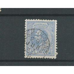 """Nederland """"Arnhem-Oldenz: F 1887 """" kleinrond op 19"""