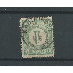 "Nederland 31 ""KRUININGEN 1895"" kleinrond FU/gebr CV 45 €"