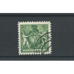 Liechtenstein 63 Freimarke 1924 VFU/gebr CV 3 €