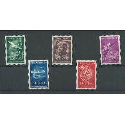 Curacao/Antillen 239-243 Zeemanswelvaren MNH/postfris CV 75 €