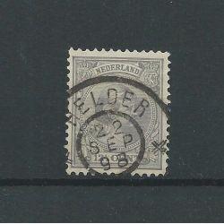 "Nederland 38 ""HELDER 1898' grootrond VFU/gebr CV 4 €"