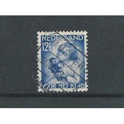 Nederland 273 met TREIN-stempel VFU/gebr CV 20+ €