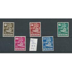 Nederland 556-560 KERKEN 1950 MNH/Postfris CV 100 €