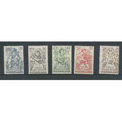 Nederland 544-548 KIND 1949 MNH/postfris CV 17 €