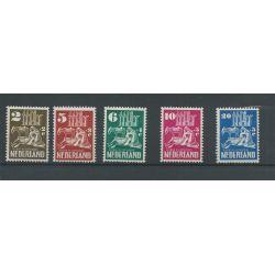 Nederland 556-560 Kerken  1950  MNH/postfris  CV 90 €