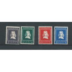 Nederland 578-581 Van Riebeeck  MNH/postfris  CV 23 €