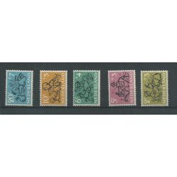 Nederland 596-600 KIND 1952  MNH/postfris  CV 12,5 €