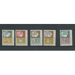 Nederland 612-616 KIND 1953  MNH/postfris  CV 19 €