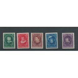 Nederland 666-670 Kind 1955 MNH/postfris CV 17 €