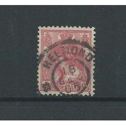 "Nederland 60 met ""HELMOND 1905"" grootrond VFU/gebr CV 2 €"
