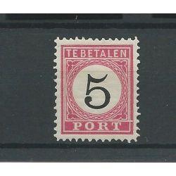 Ned Indie P6fd-B DOORLOPER MH/ongebr CV 23 €