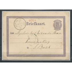 Nederland Briefkaart Uden-Den Bosch CV 67++ €