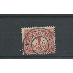 "Nederland 51 met ""ENKHUIZEN-STAVOREN 1913"" grootrond VFU/gebr CV 5+ €"