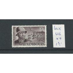 Luxemburg 426 George S. Patton MNH/postfris CV 13 €