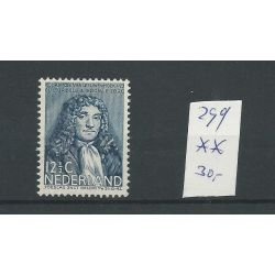 Nederland 299 Zomer 1937 MNH/postfris CV 30 €