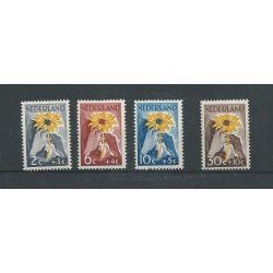 Nederland 538-541 NIWIN zegels MNH/postfris CV 17 €