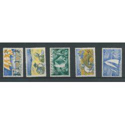 Nederland 513-517 Zomer 1949 MNH/postfris CV 16,5 €